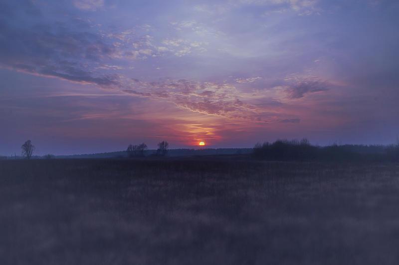 cold sundown by StargazerLZ