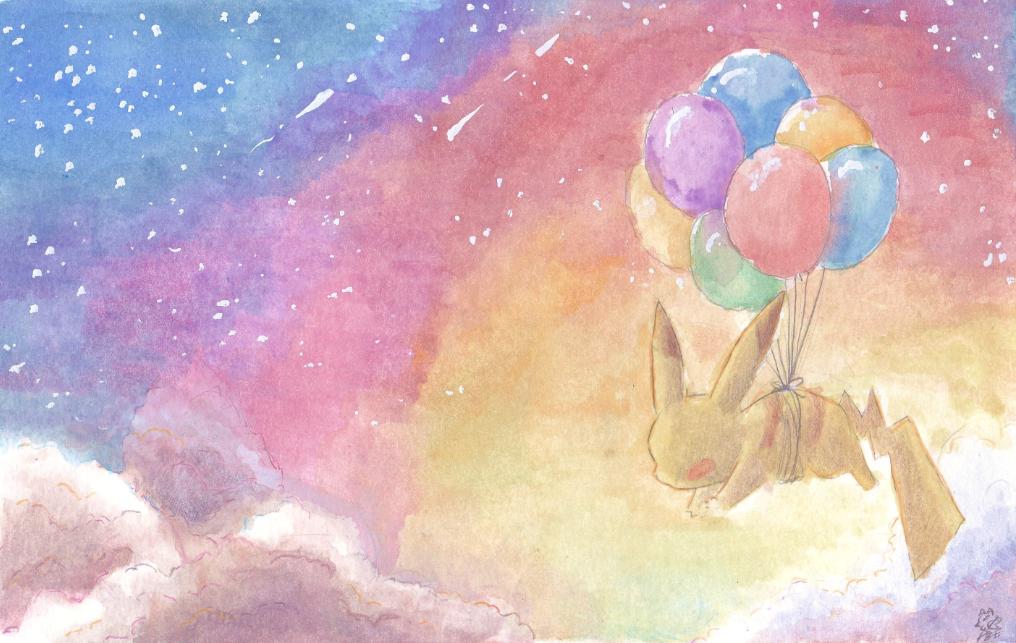A dream come true- Distant by PitchBlackEspresso