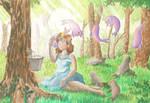 PC: Baby Seal Princess by PitchBlackEspresso
