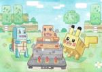 Pokemon Quest!