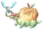 Charity Collab: Wingull and Appletun