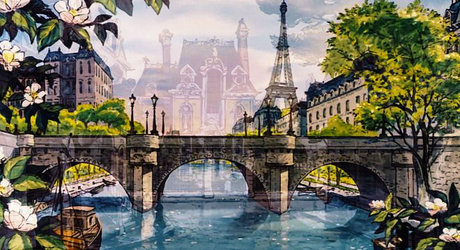 Paris Amour by Etrenelle