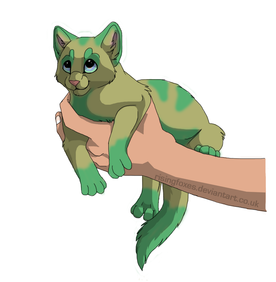 Adoptable Cat - Bidding CLOSED by Etrenelle