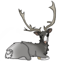 imamongoose Deer Commission by Etrenelle