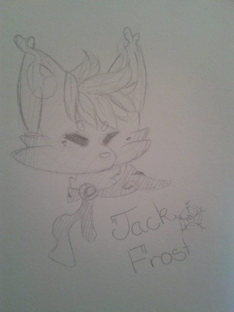 Gift to SetSaiI :: Jack Frost by Etrenelle