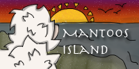 Mantoos Island Icon #1 by Etrenelle