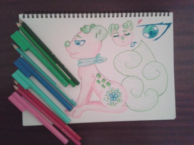 EDD :: Jade Incarnation by Etrenelle