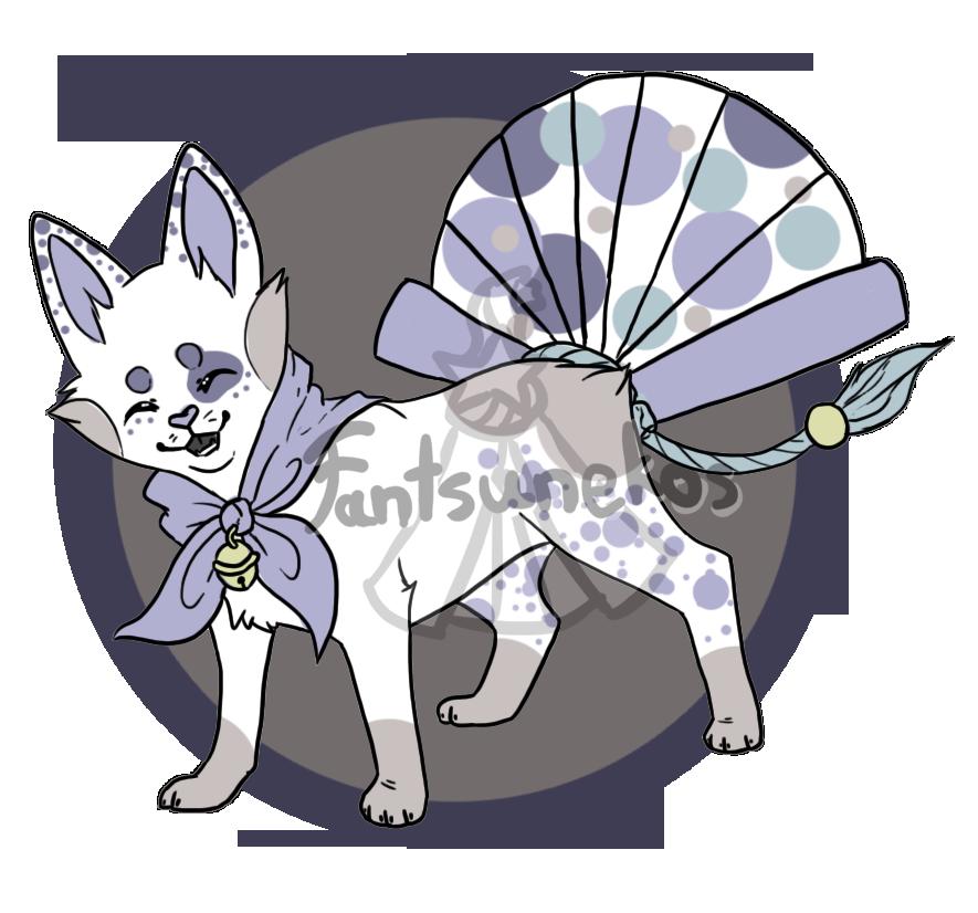 Triia's Fantsuneko Custom by Etrenelle
