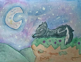 COMM :: A Silent Night