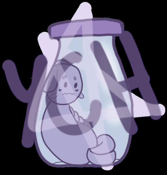 Paca in a Jar YCH :: OPEN by Etrenelle