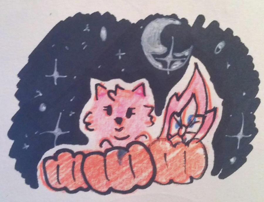 #24 - Pumpkin Patch by Etrenelle