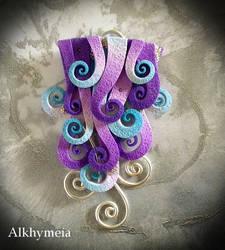 Wind in Purple 1