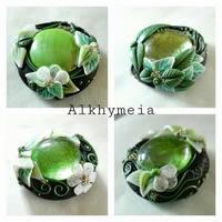 Gocce in Verde by Alkhymeia