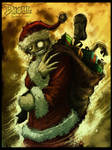 Santa Claws is Coming to Town