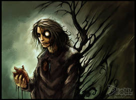 There is Pain by dholl