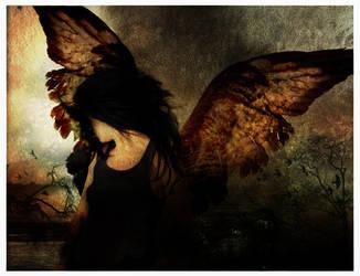 Raven dance... by deadengel