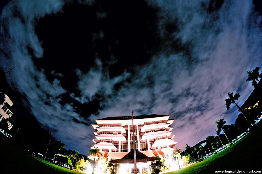 Rectorate Building UPN