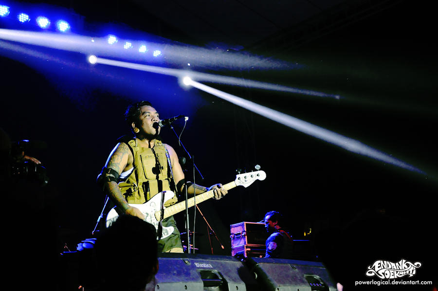 Endank Soekamti - Erix Soekamti by powerlogical