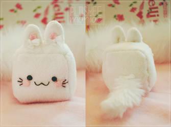 HANDMADE Cute Cat Plushie