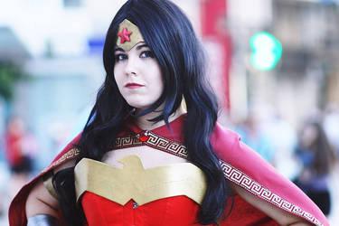 Wonder Woman by Nullien
