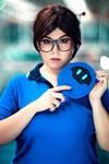 Table Tennis Mei by Nullien