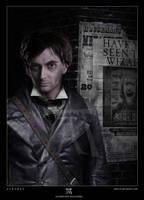 Azkaban by Halessa