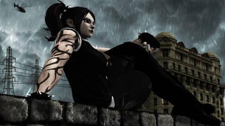 Gothic Juri - Constant Setback 1 by POPALucasLima
