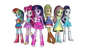 Equestria Girls Group (3)