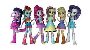 Equestria Girls Group (4)