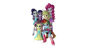 Equestria Girls Group (5)