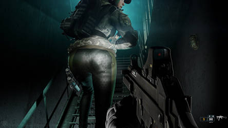 First-person with Ela (R6)