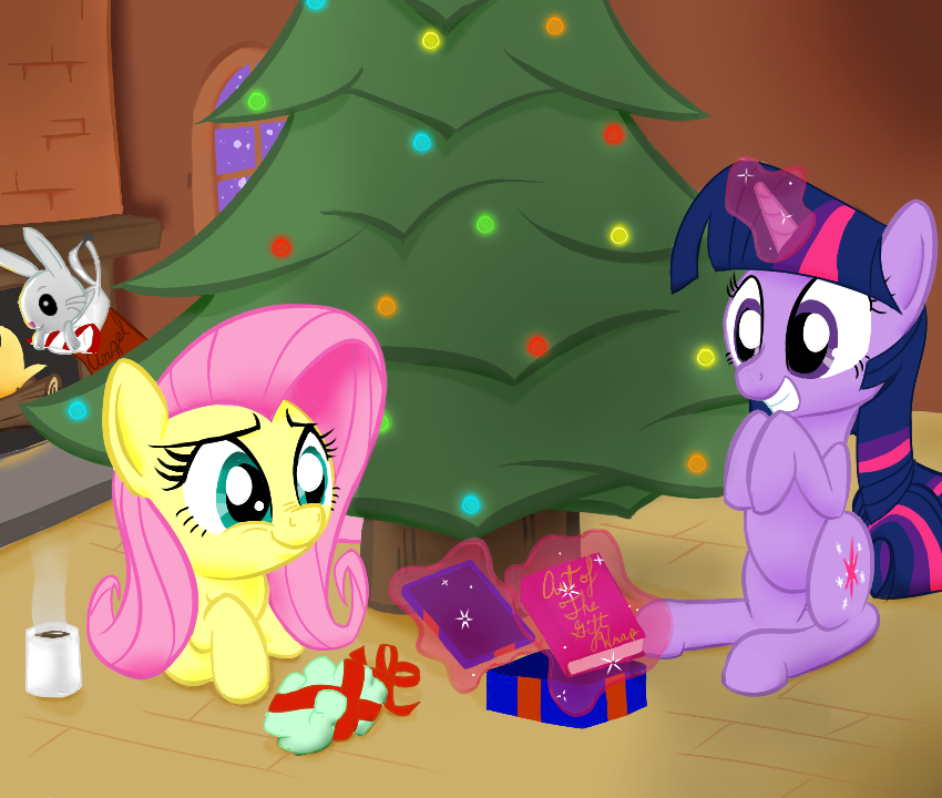 Happy (Almost) New Year! by Here-for-the-ponies