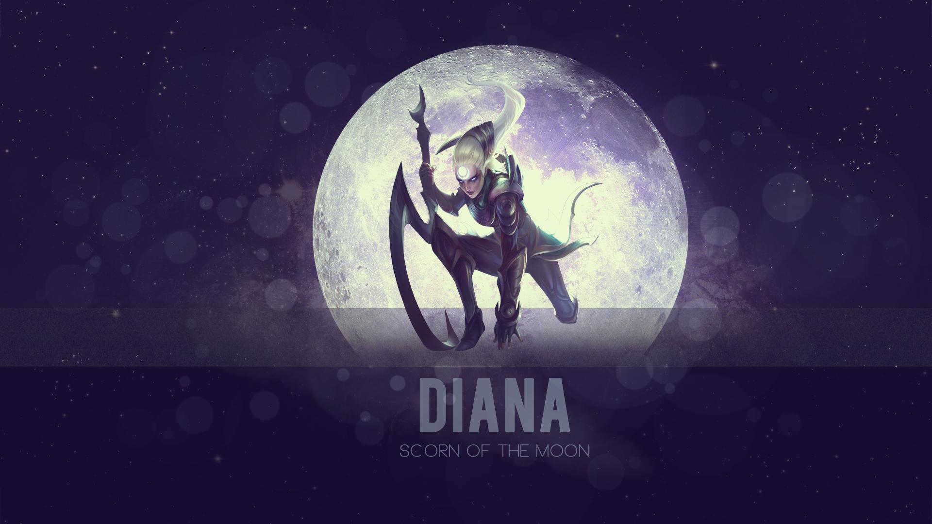 Diana Wallpaper Full Hd By Somebenny On Deviantart