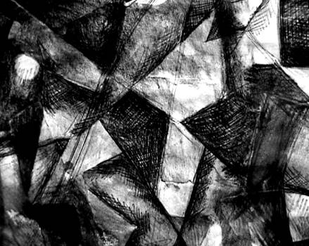 Untitled cubist kind of thing