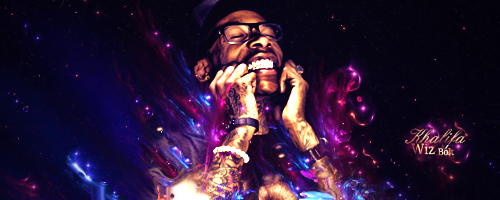 Wiz Khalifa by Invisibolt