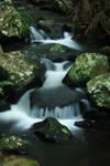 Cedar Creek cascade by szekley