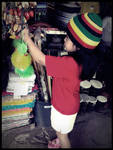 cute reggae kid by killerfeeling