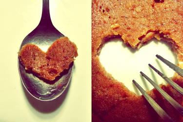 i heart food by killerfeeling
