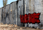 Graffiti w Wifamie