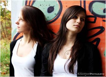 Madzialka and Justyna Photo_1