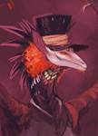 Mad Hatter Dragon