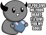 Dark Bum's Valentine