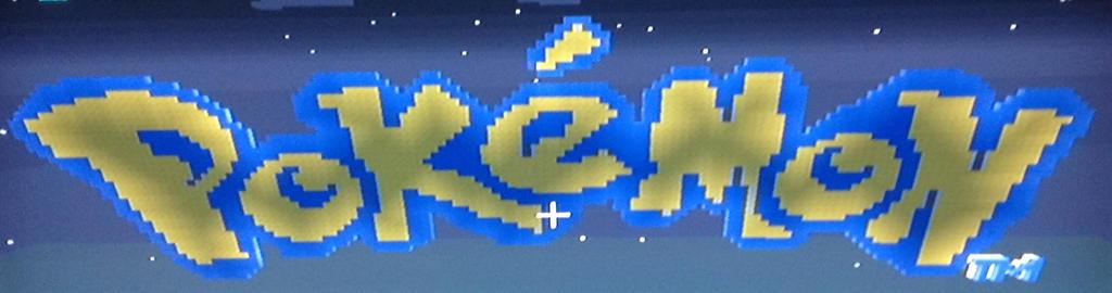 Nintendo Logo Pixel Art Pokemon Images