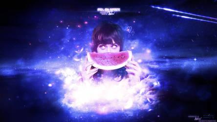Melon Space by Malcov