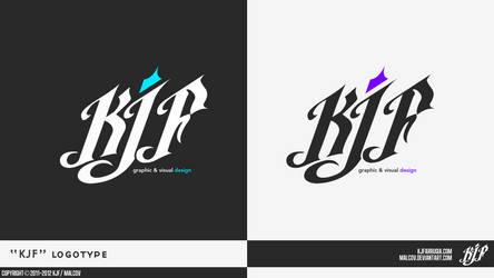 KJF Logotype by Malcov KJF by Malcov