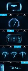 Car System UI by Malcov KJF by Malcov