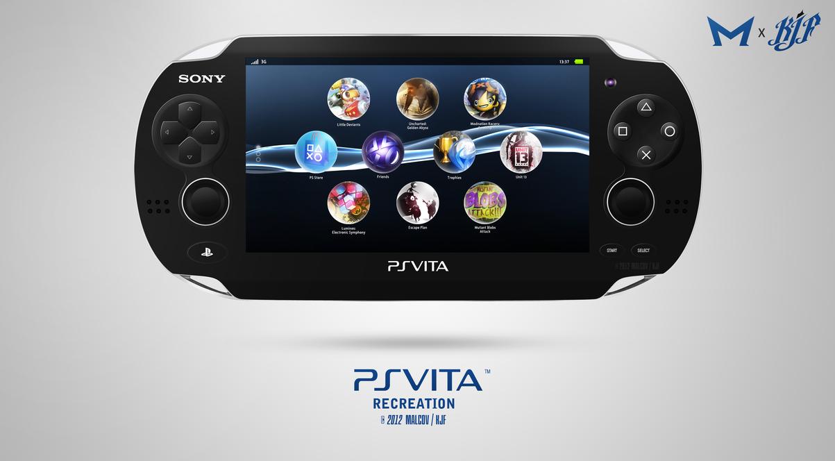 PS Vita Final Version by Malcov KJF by Malcov