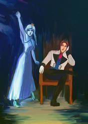 Frozen deadend by Maryetten