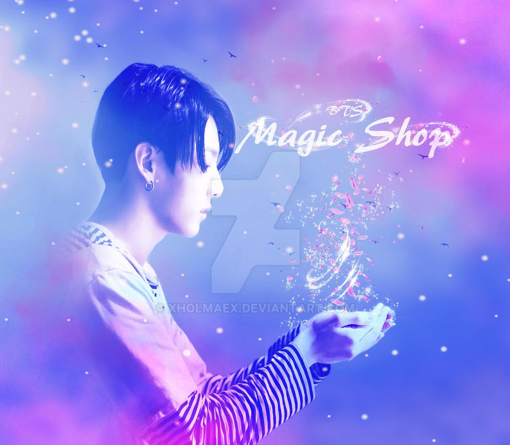 bts magic shop wallpaper by xholmaex dcg9p3l