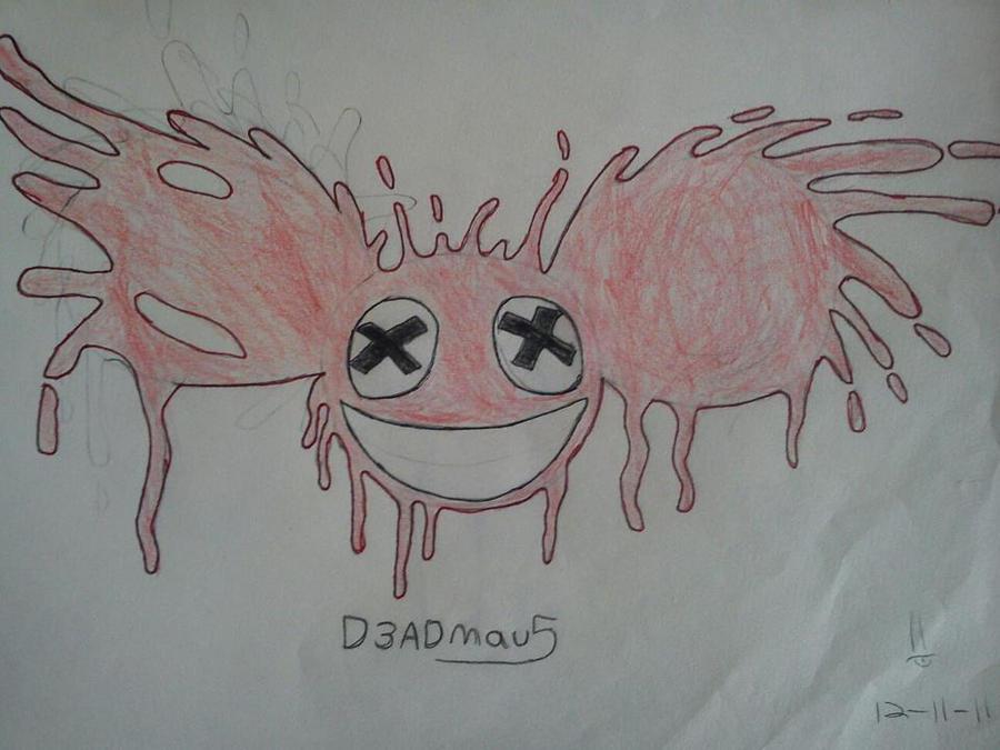 D3ADMAU5 colored by DinomanInc